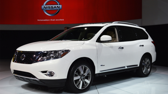 The 2017 Nissan Pathfinder