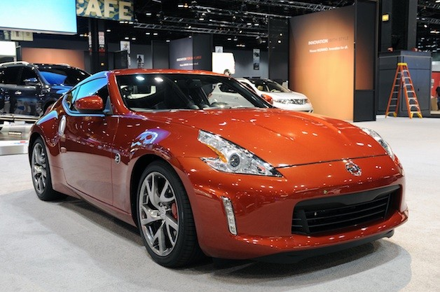 The latest Nissan 370Z
