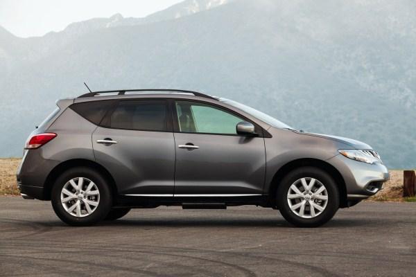 The 2014 Nissan Murano