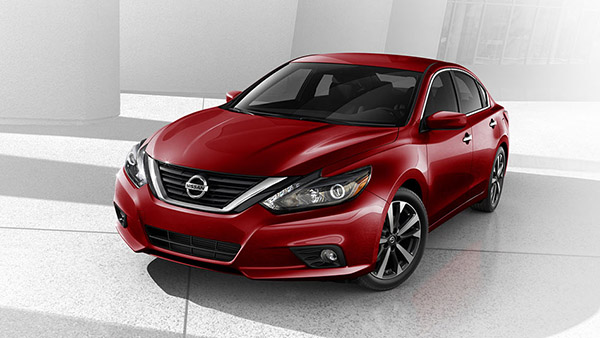 The New 2016 Nissan Altima