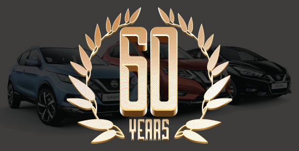 Nissan Celebrates 60 Years In South Africa