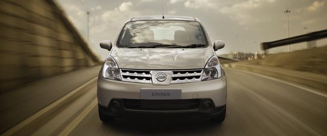 The Nissan Livina