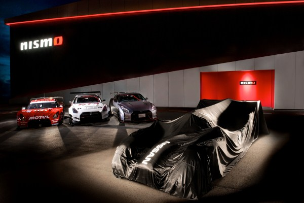 Nissan's new GT-R design has been named the Nissan GT-R LM NISMO with every word in the name screaming awesome.