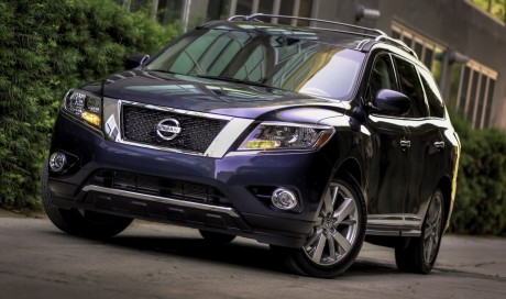 New Look Nissan Pathfinder