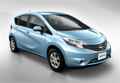 Tha All New Nissan Note