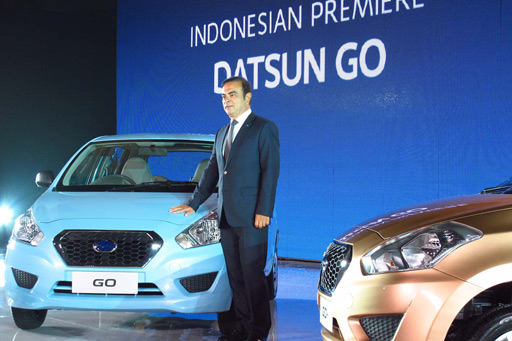 Datsun Go+ Launch