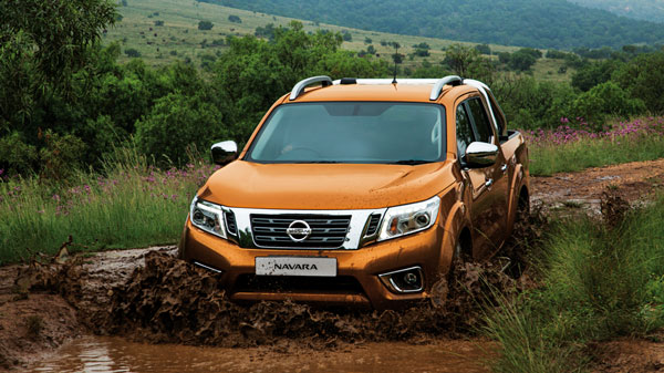 The All-New Nissan Navara