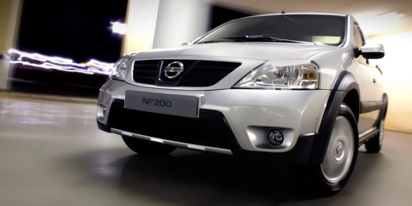 Nissan NP200 is One of SA's Top Selling Vehicles!