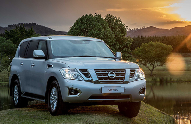 The New 2018 Nissan Patrol