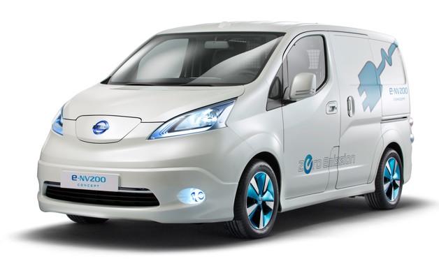 Eco-friendly Nissan Panel Van