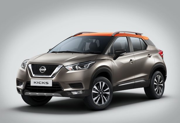 Nissan Kicks Named As Official Icc 2019 Car