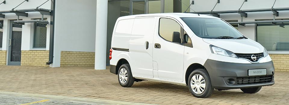 Nissan NV200 LCV