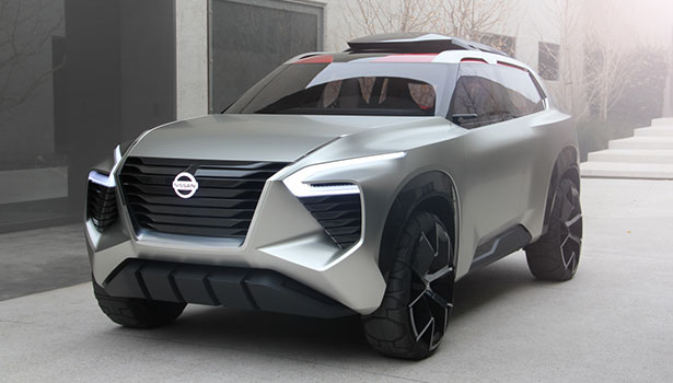 The New Nissan Xmotion Concept