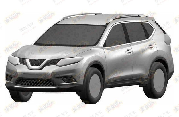 Could this be the new X-Trail?
