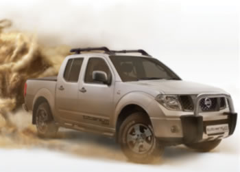 Limited Edition Nissan Navara