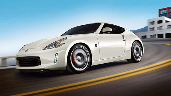 The Nissan 370Z