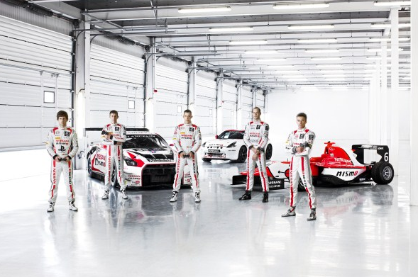 Nissan's future racers