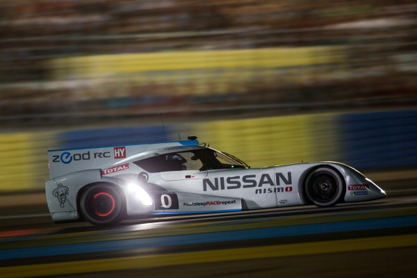 The Nissan ZEOD RC is an amazing advancement in racing technology