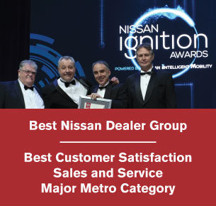 Group 1 Nissan - Ignition Awards