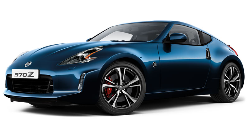 Nissan 370z Sports Car Price Specs From Group 1 Nissan