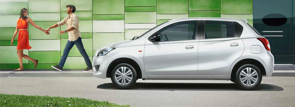 The Datsun Go Is The Ultimate Student Car
