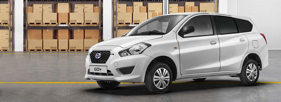 The Datsun GO+ Panel Van