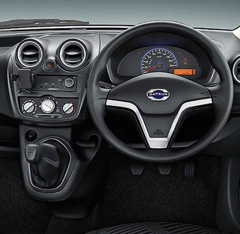 Datsun GO+ Accessories