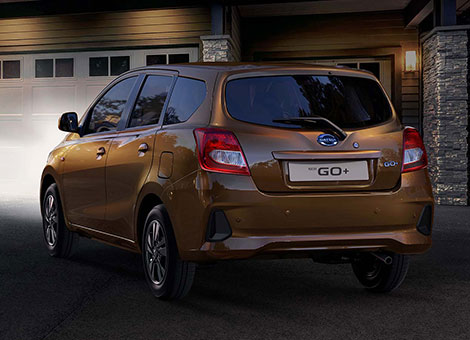 We at Group 1 Review the very impressive Datsun Go 7 Seater People Carrier.