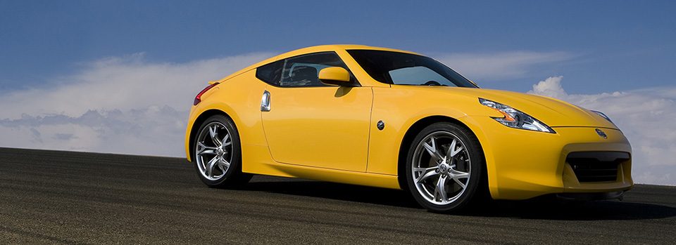 Nissan 370z Sports Car Price Amp Specs From Group 1 Nissan
