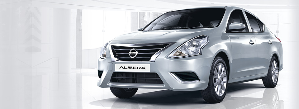 Nissan Almera Great Price And Amazing Extra S