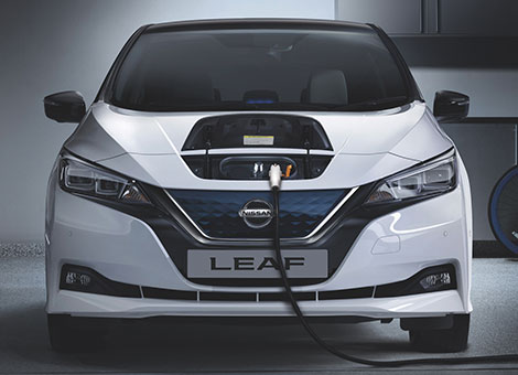 Nissan LEAF Engine Specs