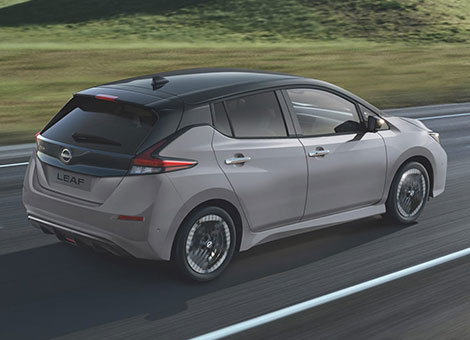 2020 Nissan LEAF Electric Vehicle