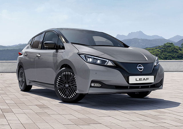 Nissan LEAF – The Worlds Top Selling Electric Vehicle