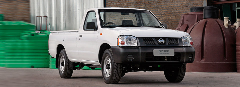 The Nissan NP300