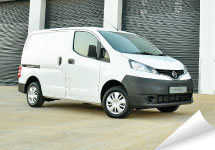 Nissan NV200 Panel Van Brochure