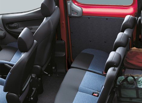 Nissan NV200 Combi from Group 1