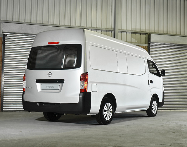 Nissan NV350 – Delivering On A Big Promise!
