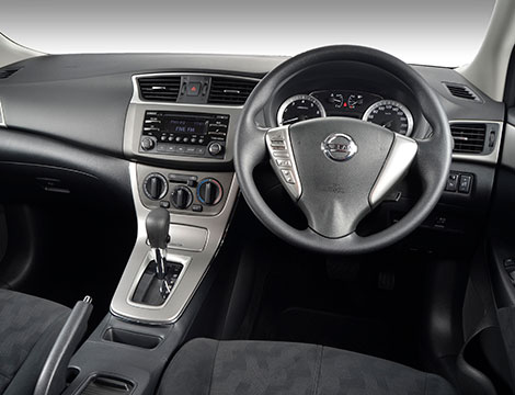 Nissan Sentra Luxury Good Looks And Stylish Charm