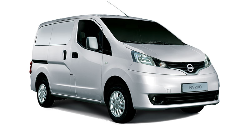Nissan nv200 light commercial vehicle prices specs silver aloadofball Gallery
