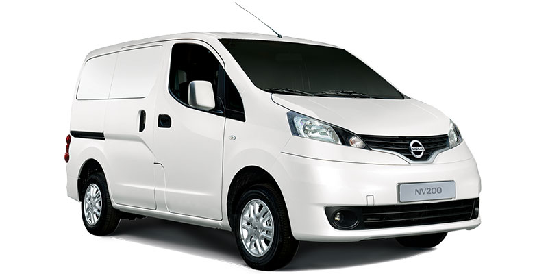 nissan nv200 light commercial vehicle prices specs. Black Bedroom Furniture Sets. Home Design Ideas