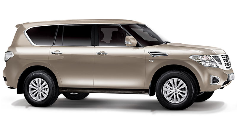 The Nissan Patrol Price, Spec and Review