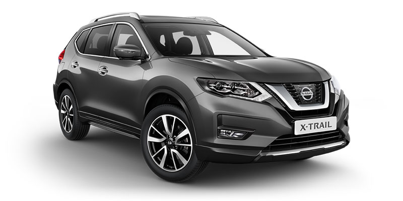 X Trail 2018 White >> All-New Nissan X-Trail SA - Drive the 2018 Nissan X-Trail